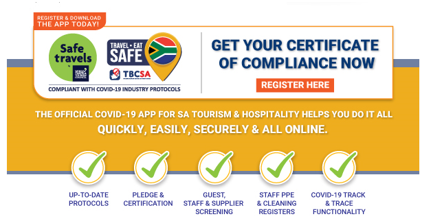 South Africa is Travel Safe - A message from TBCSA CEO 5